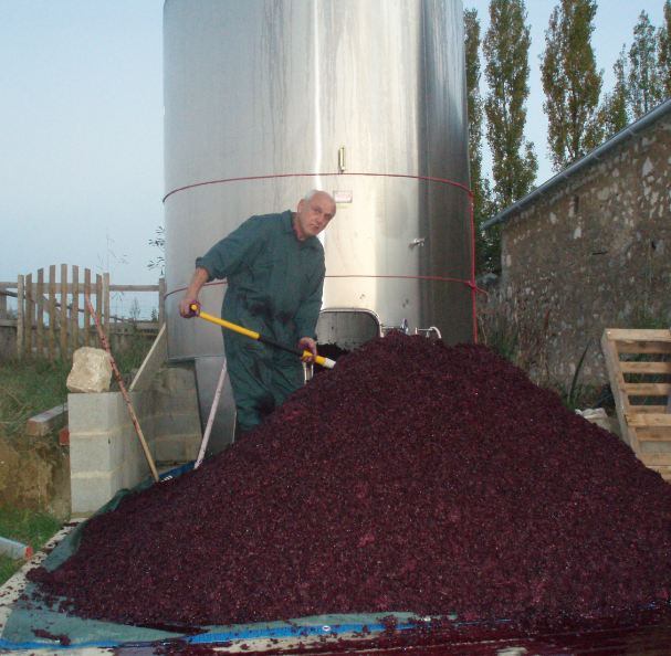 emptying-the-cuve
